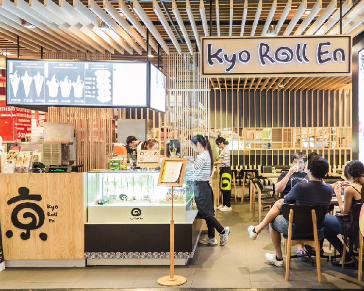 Kyo Roll En Central Ladprao