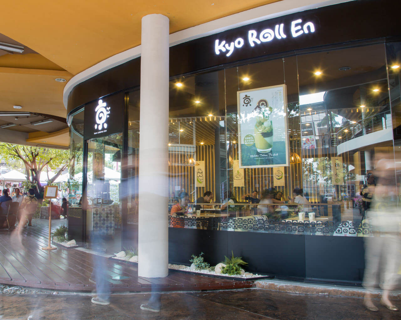Kyo Roll En Avenue Ratchayothin