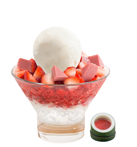 strawberry-yogurt