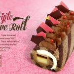 Triple Chocolove Roll